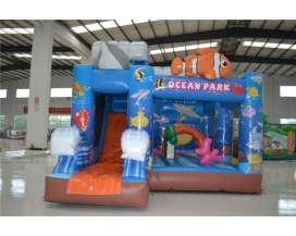 Autre offre: Château Combo Ocean Park | Structure gonflable