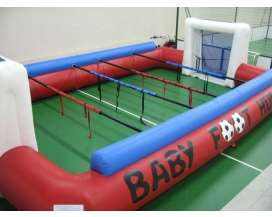 Autre offre: Baby foot humain
